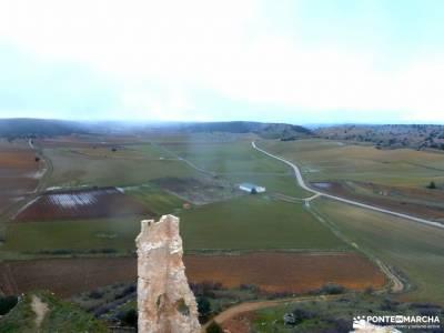 Fuentona y Sabinar de Calatañazor;san juan de ortega plataforma gredos relojes de montaña caracena